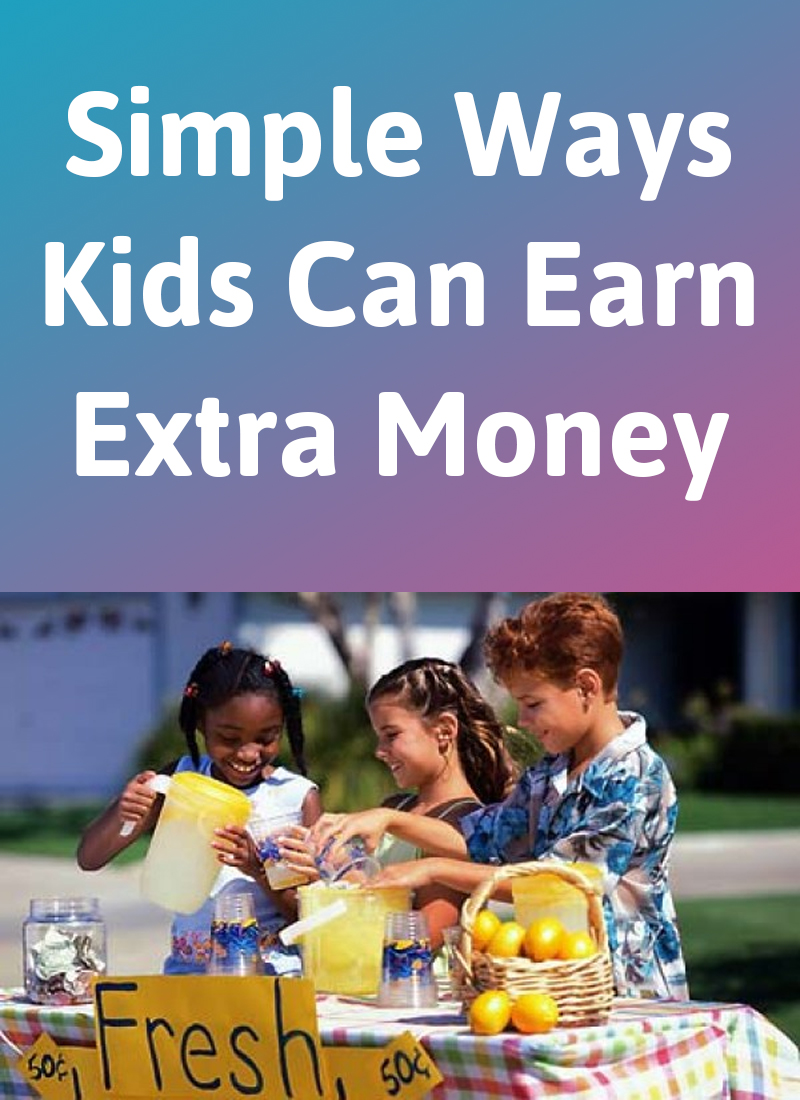 Letting Your Kids Earn Extra Money Is A Great Way To Start Teaching Them  Financial Skills