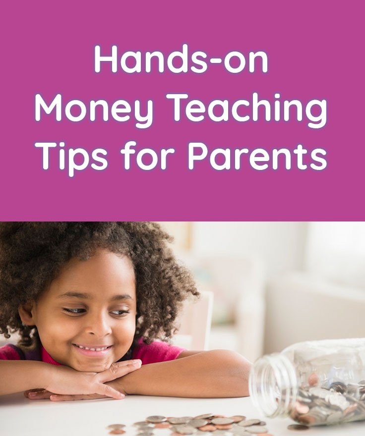 hands on money teaching tips for parents
