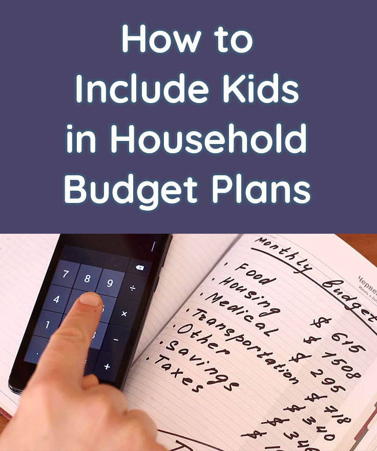 budget for kids
